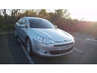 2009 Citreon C5 VTR+ NAV HDI 2.0 (140) – SUPER EXAMPLE, FULL CITREON SERVICE HISTORY, MOT OCT 18