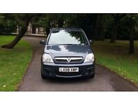 2008 VAUXHALL MERIVA 1.4 BREEZE 1 OWNER FSH £1695 *SCENIC PICASSO TINO FUSION 1007 VW SIZE