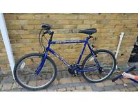 Excel Saturn mountain bike barely used