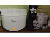 Tommee Tippee Electric Steriliser Good Condition