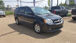 2015 Dodge Grand Caravan Crew | 7-seater SUV | Call Today!