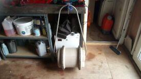 29ltr aqua roll water hog.