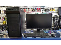 Gaming PC RED, Intel Core i7 2.67 GHz, 6GB RAM, 500GB HDD, GeForce GTX 260, Windows 7, HDMI