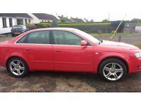 2007 Audi A4 SE