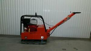 HOC - HONDA REVERSIBLE PLATE TAMPER COMPACTOR GAS AND DIESEL AVAILABLE + FREE SHIPPING + 1 YEAR ALL INCLUSIVE WARRANTY !