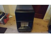 superser gti portable calor gas fire