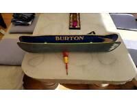 Burton snowskate