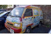 Daihatsu Hijet Panel Van MK 1 1.3 Panel Van 5dr *350ono *PROJECT VAN* SPARES OR REPAIRS*