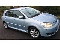 Toyota Corolla T3 D4D 2006 Model, Full MoT, 3 Keys, ONLY £2300