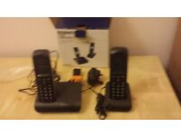 twin cordless phone