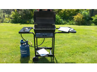 Char-Broil Gas Barbecue. With gas bottle, cover and manual. Used