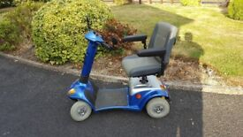 Mobility scooter kymco midi 0-8 mph