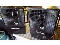 Soundlab 400watt uv lights great for disc band lighting etc Vgc pickup Rosyth £120.00 ono