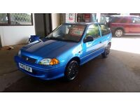 Suzuki Swift, 11 months MOT, low mileage