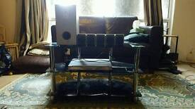Dvd player home theatre system plus stand