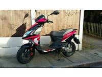 Scooter keeway fact 50 spares/repairs