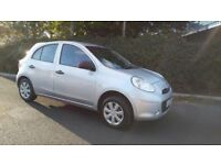 2011 Nissan Micra 1.2 Visia – ONLY 1 OWNER, PERFECT STARTER CAR, MOT'D, SERVICE HISTORY