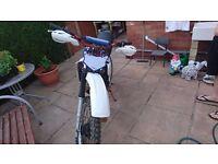 Honda mtx 125 field bike for sale