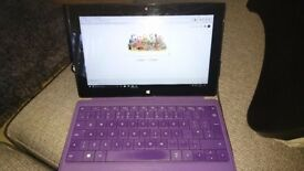 Surface Pro 1 tablet/laptop