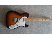 2008 Fender Thinline '69 Telecaster Reissue MIM - Mint condition