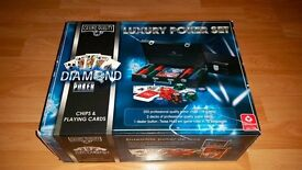 Poker Set - Casino Quality
