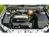 Vauxhall vectra 100eddition