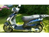 Piaggio Fly 125cc Scooter LOW MILEAGE