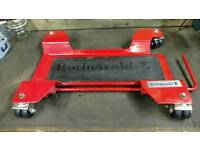 Motorcycle Mover Stand