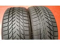 235 40 18 2 x tyres Centara Vanti Winter M+S