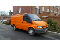 Ford Transit 2.4 TD SWB 330 VAN (2003/53) + 103K + 12 MONTHS MOT (NO ADVISORIES) + HIGHLY MAINTAINED