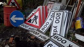 Chapter 8 Road signs (120 pieces)