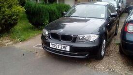 2008 BMW 116i SE 5Doors 163 BHP - 1.6 Petrol