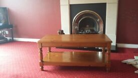 DUCAL coffee table