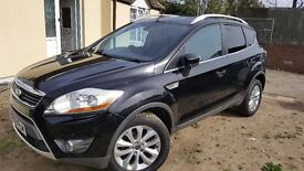 Ford Kuga, Black, Manual