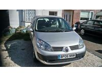 Renault Grand scenic 11 months mot, recently serviced