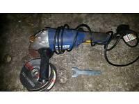 Power craft angle grinder