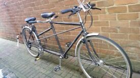 Pashley Prestige 1996 ladyback tourer tandem bike Durham