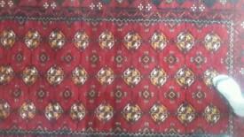 Beautiful, hand woven Persian rug