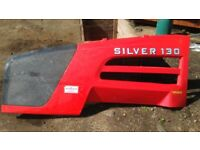 Same Silver 130 LH Side Panel