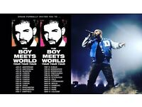DRAKE TICKETS - CLOSEST TO STAGE - OPEN TO OFFERS