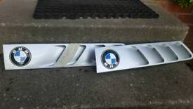 Bmw z3 front wing vents