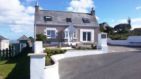 FOR SALE o/o £135,000: Spacious 4 bedroom family home or Holiday Let potential Isle of Lewis.