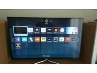"""Samsung 46"""" 3D Smart TV"""