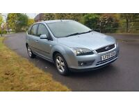 2005 Ford Focus 1.6 automatic 1 year MOT one former keepers full service history