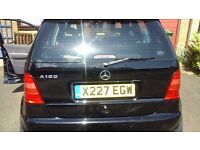 For sale or swap Merc A Class Avengarde Auto 9 months MOT no advidory's New tyres on front