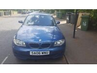 Bmw 1 series 116 for sale £3400 ONO