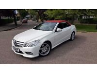2011 MERCEDES E220 CDI BlueEFFICIENCY AMG SPORT. SWAP or P/X