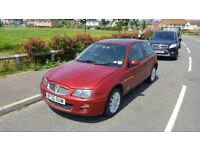 2005 Rover 25 1.4 GLi 3dr / LOW MILEAGE - F/S/H/- NEW-MOT