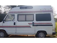 Talbot Express Camper van - great project - spares and repairs