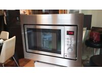 Microwave integrated with grill Viceroy Model : VBIM25 L good condition, everything works fine
